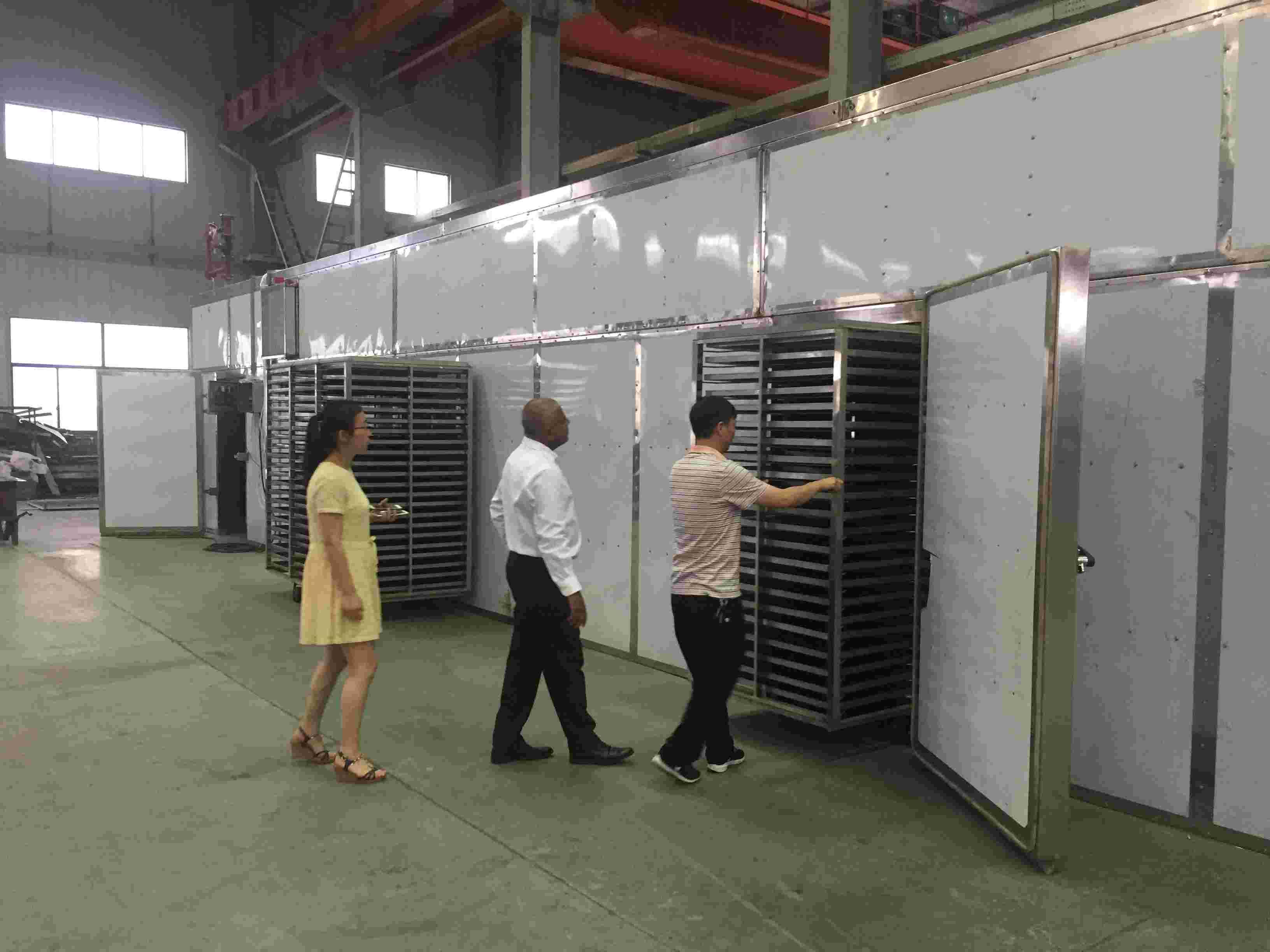 HGS系列隧道式烘干机